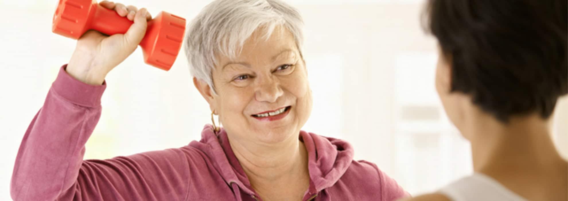 Living Longer Living Stronger