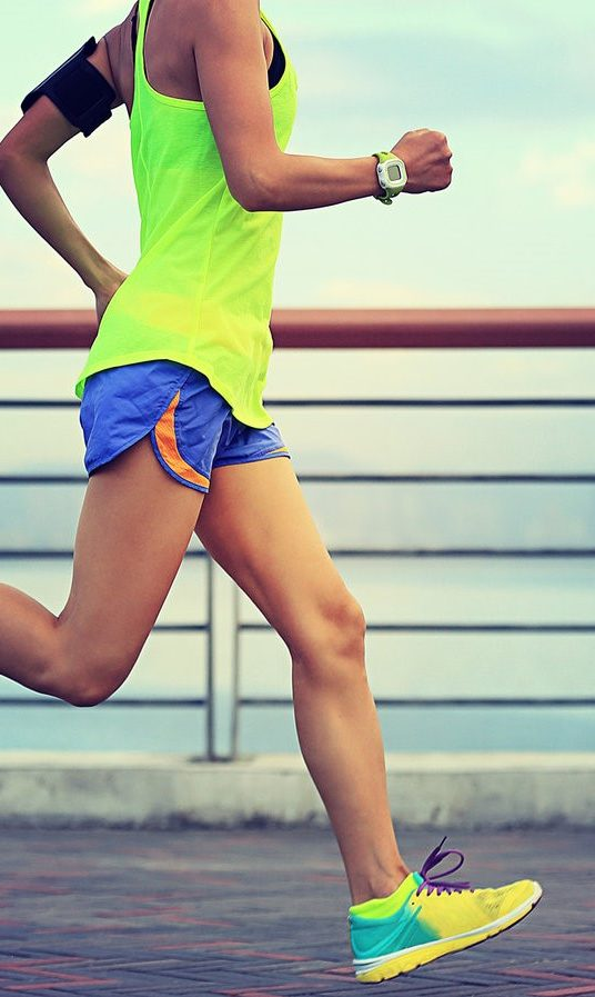 Running: Slow and Steady Wins the Race